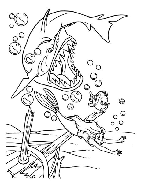 little mermaid 2 coloring pages coloring pages