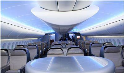 boeing 747 cabin s daily the luxury cabin of boeing 747 8