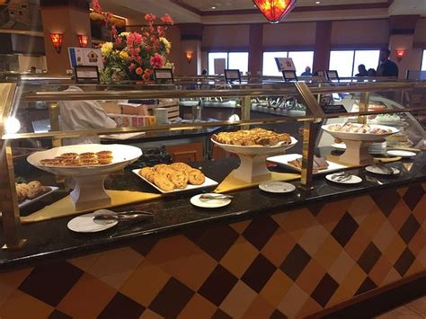 varieties of desserts picture of falls buffet at