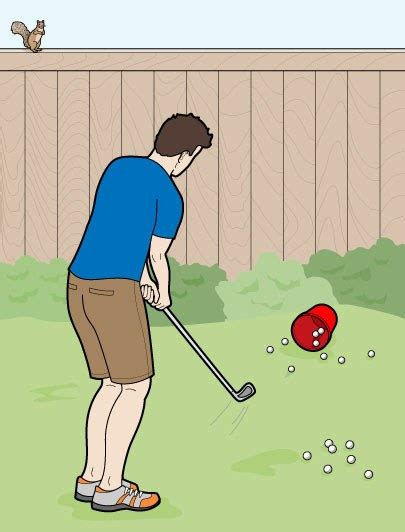how to improve your backyard do everything in golf