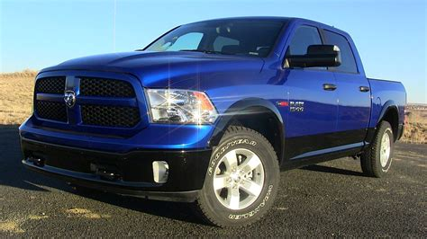 2015 Ram 1500 3.0L EcoDiesel V6   This Just In!   The Fast