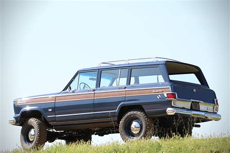 jeep kaiser wagoneer 1965 kaiser jeep wagoneer by icon 4x4 hiconsumption