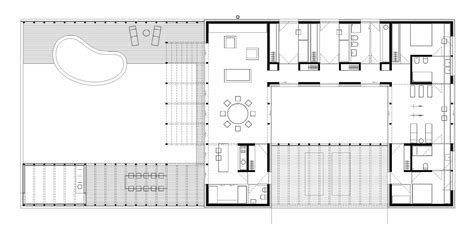 Floor Plans For Bathrooms gallery of single family house in curile 3biro 9