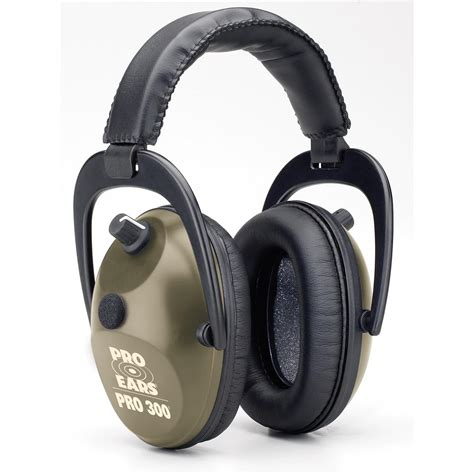 hearing protection pro ears 174 pro 300 hearing protection and lification ear muffs 175897 hearing