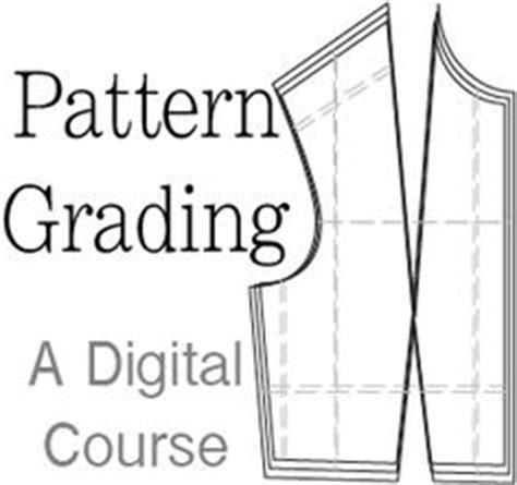 pattern grading basics couture sewing dressmaking technique exles on pinterest