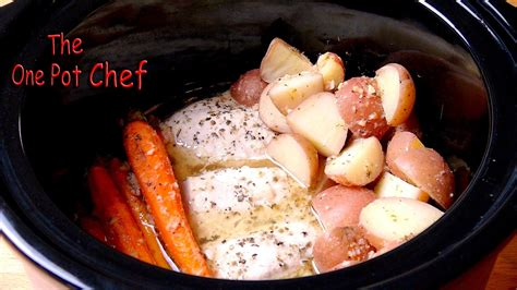 cooker dinner one pot cooked chicken dinner one pot chef