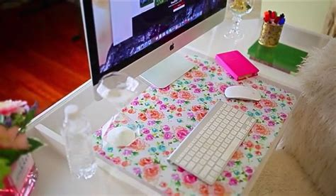 bethany mota diy projects best 25 clear desk ideas on glass desk glass