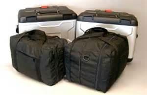 kjd lifetime expandable pannier liners for bmw vario cases