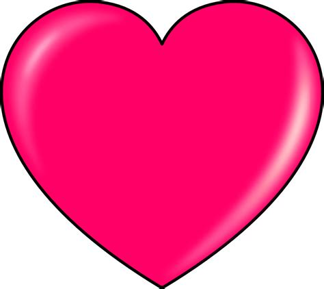hearts images for valentines clipartist net 187 clip 187 pink svg