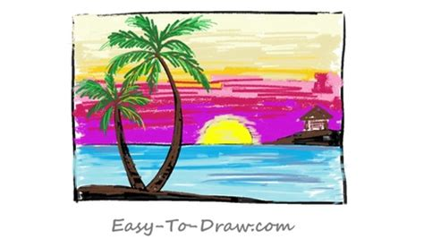 the light between oceans free ebook how to draw a seaside sunset with coconut trees