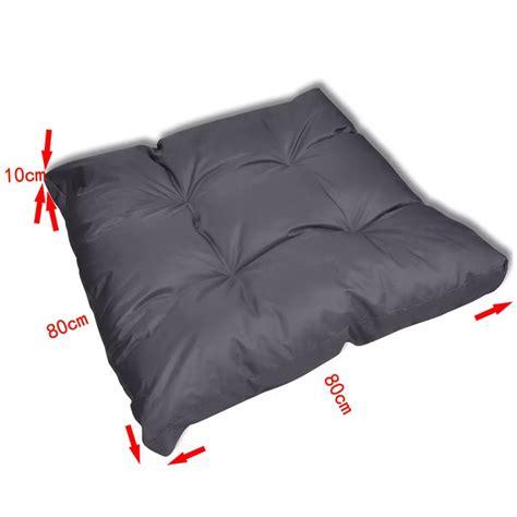 cuscino 80x80 articoli per cuscino imbottito per la sedia 80 x 80 x 10