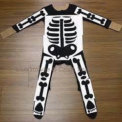 skeleton costume template how to make a skeleton costume