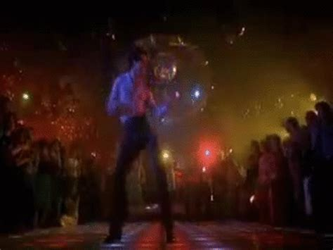 saturday night fever gif by sbs movies find dance gif find share on giphy