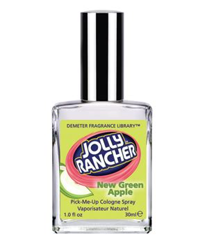 apple scents jolly rancher new green apple demeter fragrance perfume