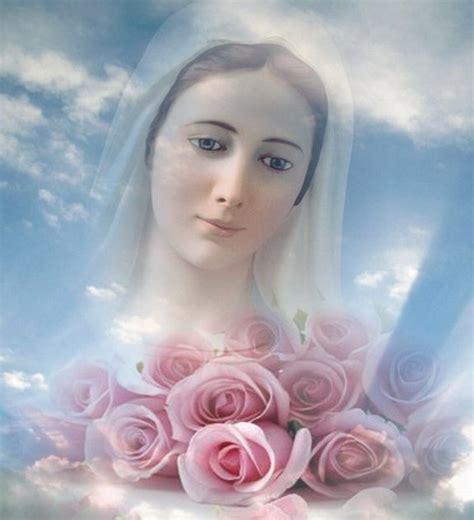 imagen de virgen maria reina la reina de la paz santsima virgen tattoo design bild