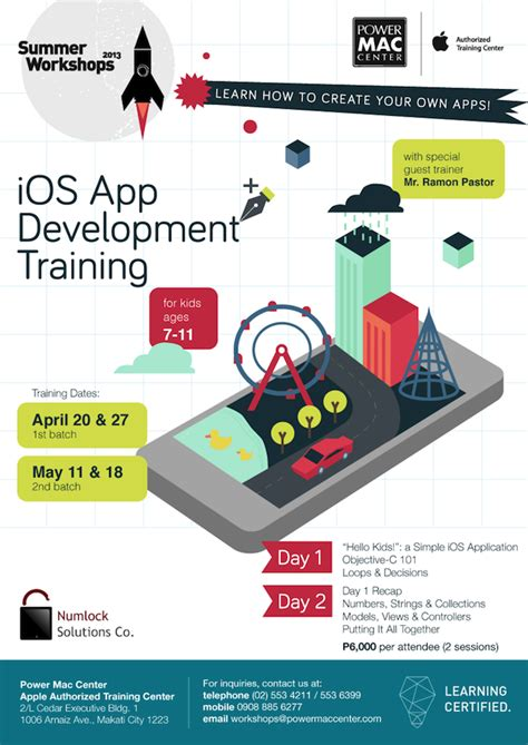 application design training training 171 rogomi mobile news ios and android developers