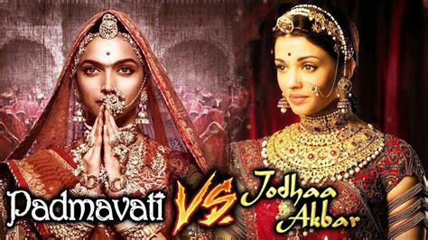 aishwarya vs deepika in padmavati vs aishwarya in jodha akbar whose