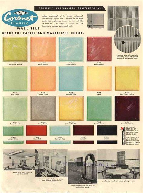 Fliesen Lackieren Farben by 92 Best Images About 1950 S Radio Colors From Ads On