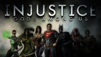 Injustice gods among us wallpaper by squiddytron d5yslvs jpg