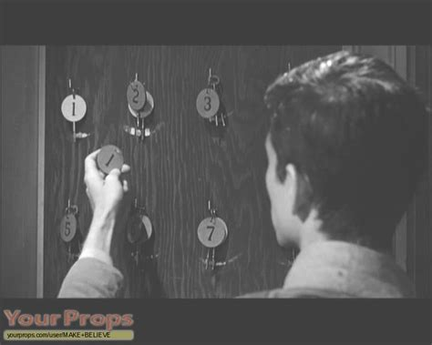 themes in the film psycho psycho bates motel room key replica replica movie prop
