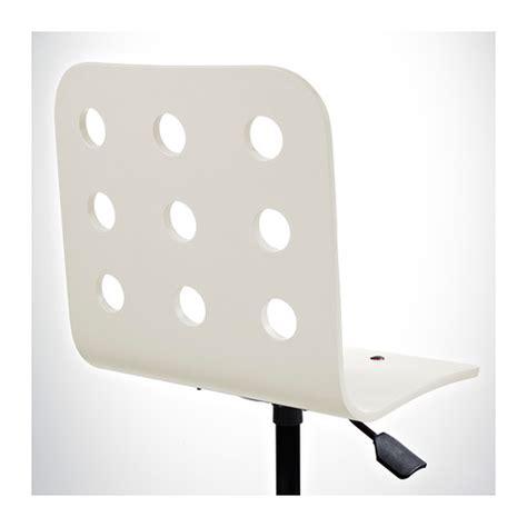 Junior Desk Chairs by Jules Junior Desk Chair White Silver Colour