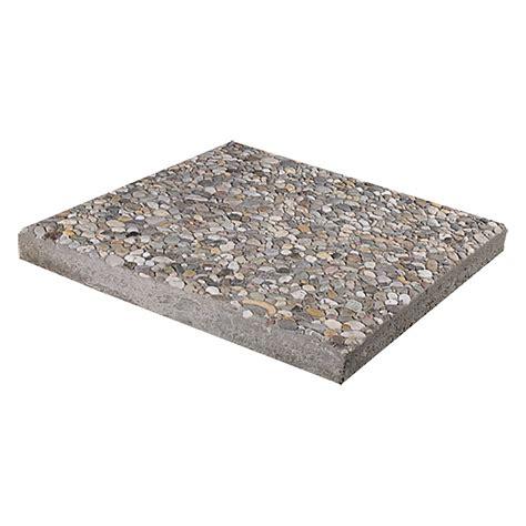 betonplatten 20 x 40 4135 ehl waschbetonplatte grau 40 x 40 x 4 cm bauhaus