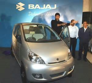 new car booking bajaj to launch its small car in india by next year
