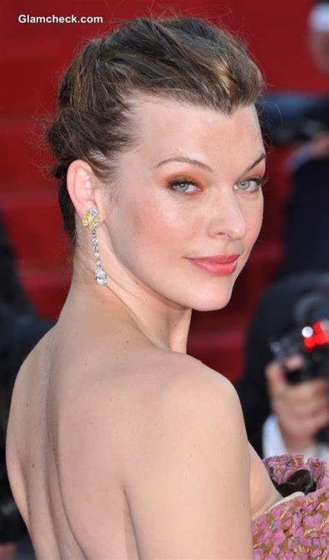 Hairstyling Fine Hair like Milla Jovovich