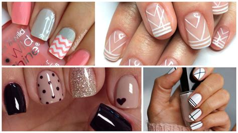 fotos de uñas pintadas originales unas acrilico super pictures to pin on pinterest tattooskid