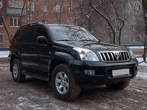2006 Toyota Prado For Sale 2006 Toyota Land Cruiser Prado For Sale
