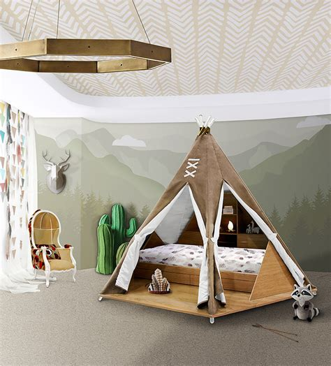 teepee room circu magical furniture