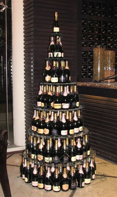 rum bottle xmas tree six amazing ways to reuse your wine bottles