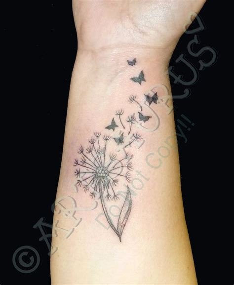 dandelions tattoo designs the 25 best dandelion design ideas on