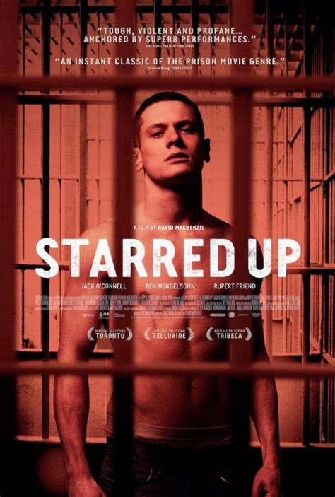 film jacked up starred up film bioscoop