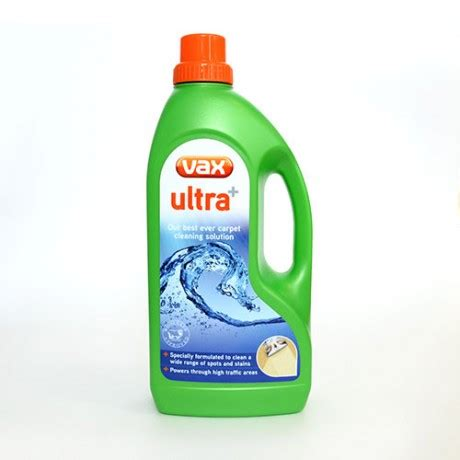 best upholstery cleaner solution buy vax ultra carpet cleaning solution 1 5l vax co uk