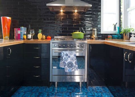 Kitchen Kaboodle Catalog Kaboodle Kitchen Glossy Black Available At Bunnings