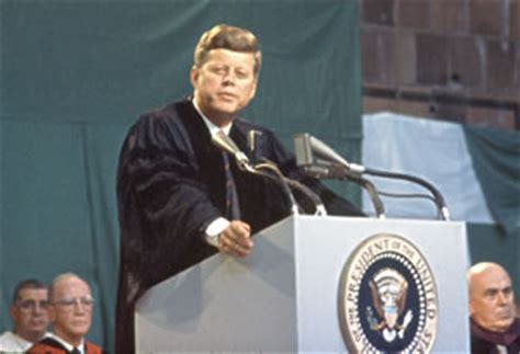 John F. Kennedy's Speech on the Arts and Robert Frost ... Library Flagler College