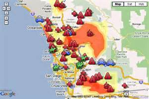 fires in california right now map the johnsville news southern california fires largest