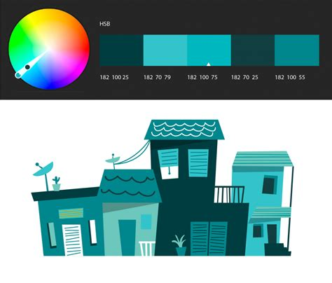 colour themes html illustrator da adobe color temaları paneliyle renk