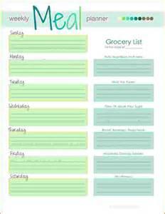 weekly meal calendar template 5 weekly meal planning template bookletemplate org