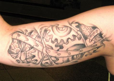 biomechanical tattoo new jersey july 2010 tattoosday