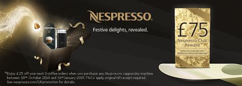 Nespresso Gift Card - products tagged with nespresso gift card promotion