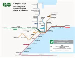 Kitchener Public Transit - gotransit com carpool to go