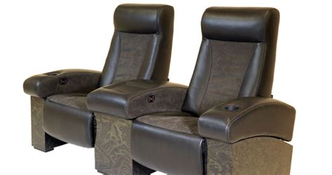 cineak luxury edition fortuny home theater seats preview