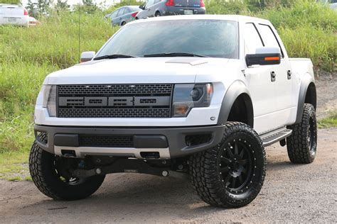 ford raptor lifted lifted 2013 roush raptor fully loaded fabtech lift youtube