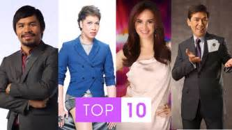 Top 10 most richest philippines celebrities 2015 youtube