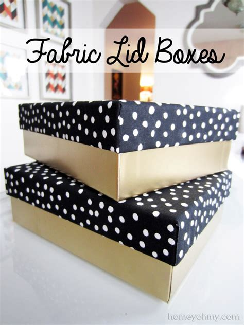 how to make decorative gift boxes at home diy fabric lid boxes decorative storage box and fabrics