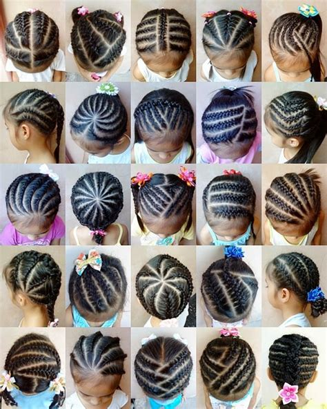 cornrow hairstyles for kids cornrow hairstyles for kids trends for girls womens