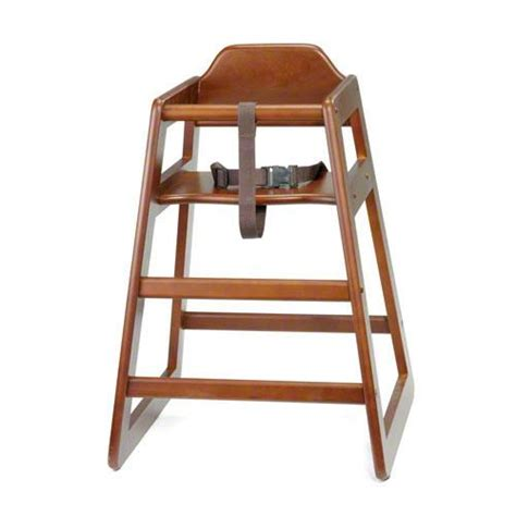 High Chairs Wooden by Tablecraft 66a Wooden High Chair Etundra