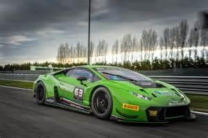 Lamborghini Motorsport Lamborghini Huracan Gt3 To Make American Gt3 Racing
